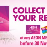 AEON Retail Malaysia Offer Your Rebates!
