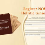 FREE Sulwhasoo Concentrated Ginseng Renewing Cream EX Samples Giveaway!- 免费试用样品!