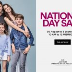 Johor Premium Outlets National Day Sale! – 国庆优惠大平买!