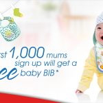 FREE Huggies Baby BIB Giveaway To Your Doorstep!