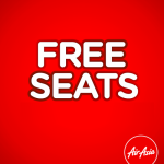 Air Asia FREE Seats Promotion Is Back! – 亚航免费机位又来袭!