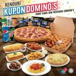 FREE Domino's Pizza Discount Coupons Giveaway! – 免费Domino's比萨折扣固本!