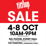 FitFlop Malaysia Sale Is Back! – Fitflop鞋子品牌销售回来了!