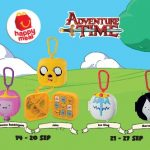 FREE McDonald's Cartoon Network's Adventure Time Mini Game Giveaway! – 免费麦当劳Cartoon Network's迷你游戏赠品!