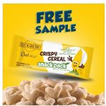 FREE Biogrow Crispy Cereal Snack Pack Sample To Your Doorstep! – 免费Biogrow燕麦小吃样品,寄到家里!