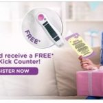 FREE Fetal Kick Counter Giveaway! – 免费胎儿踢计数器赠品!