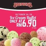Swensen's Customer Appreciation Day Ice Cream Buffet! – 回馈优惠,冰淇淋自助餐仅RM6.90而已!