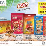 IKA'S Fish Snack Package Special Offer! – IKA鱼类小吃特优惠!
