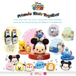 "Disney Tsum Tsum ""Friends Stick Together"" Fair, Enjoy Buy 1 FREE 1 Deal! – 迪士尼Tsum Tsum嘉年华,买一送一促销!"