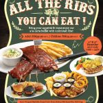 Morganfield's Eat-All-You-Can A La Carte Buffet Deal! – Morganfield's Eat-All-You-Can自助餐促销!