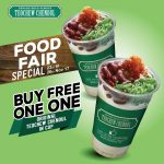 Penang Road Famous Teochew Chendul Buy 1 FREE 1 Promo! – Chendul买一送一优惠!