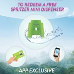 FREE Spritzer Mini Dispenser Giveaway! – 免费Spritzer饮水机!