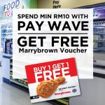 FREE Marry Brown Voucher Giveaway!- 免费Marry Brown优惠券!