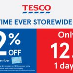 Tesco Malaysia Exclusive Offers! – Tesco独家12.12优惠!
