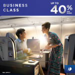 Malaysia Airlines Offer Up To 40%off Discount Deal! – 马航航空高达40%的折扣优惠促销!