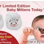 FREE A Pair of Limited Edition Baby Mittens Giveaway! – 免费一双婴儿手套送出!