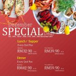 Jogoya Buffet Restaurant December Special Deal! – Jogoya自助餐十二月份优惠促销!