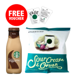 FREE Starbucks Voucher Giveaway! – 免费星巴克优惠券!