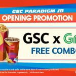 FREE GSC Combo 1 Giveaway! – 请你吃免费爆米花!