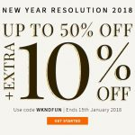 Photobook Offer New Year Resolution 2018 Deal! – Photobook相册优惠额外10%的折扣!