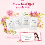 FREE mamonde New Flower Facial Mask Sample Giveaway! – 免费面膜,快注册,寄到家!