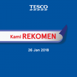Tesco New Year Drink Offer Deal! – 新年饮料大优惠促销!