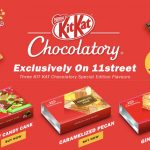 Kit Kat Chocolatory Special Edition Flavours Promo! – Kit Kat巧克力限量版RM1优惠促销!