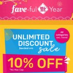 Fave by Groupon Unlimited Discount Sale! – Fave无限折扣销售!