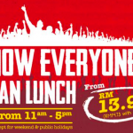 The Manhattan Fish Market Now Everyone Can Lunch from RM13.90! – 西餐厅优惠套餐,优惠价从RM13.90起!