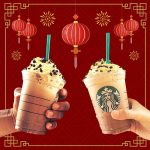 Starbucks Special New Year Deals, One Grande Sized RM15 + Free Tall Sized Beverage!-特中星巴克饮料只要RM15还有请你喝免费咖啡!
