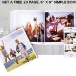 FREE 6×6 Simple Photobook Giveaway! – 免费Photobook相册!