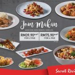 Secret Recipe Offer Jom Makan Deal! – Secret Recipe 特优惠促销!