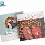Photobook Mini Square Softcover Photo Book, 40 Pages Offer at ONLY RM1! – 相冊一零吉優惠!