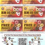 FREE Big Apple Donuts & Coffee Discount Voucher Giveway! – 免费下载优惠券!