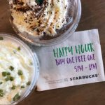 Starbucks Happy Hours Is Back! – 星巴克买一送一优惠!