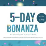 Switch 5 days Bonanza! – Switch五天优惠折扣!