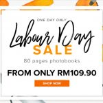 Photobook Labour Day Special Promo! – Photobook相册劳动节优惠促销!