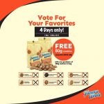 FREE Famous Amos Cookies In A Bag Giveaway! – Famous Amos优惠免费曲奇饼干!