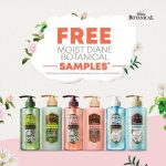 FREE Moist Diane Botanical Sample Giveaway! – 免费洗发露样品,寄到家!