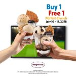 Häagen-Dazs Parfait Crunch Cups Buy 1 FREE 1 Deal!- Haagen-Dazs雪糕买一送一优惠促销!