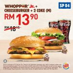 FREE Burger King Coupon Giveaway! 赠送免费优惠券!