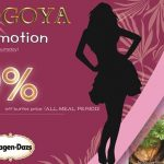 Jogoya Buffet Restaurant Ladies Promotion! ~ Jogoya自助餐女士优惠折扣!