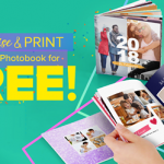 "FREE 6″ x 6″ Softcover Family Photobook! 免费6""x 6""Softcover家庭写真集!"