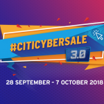 FREE CitiCyberSale 2018 Lazada, Shopee, Klook Promo Code Giveaway! – 送你网商折扣代码!