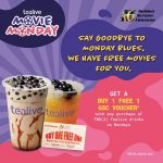 FREE Golden Screen Cinemas Buy 1 FREE 1 Voucher! 免费GSC买一送一优惠券!