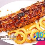 Morganfield's 10.10 Special Offer! – Morganfield's 特优惠促销!