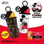 GSC Cinemas Launch Mickey Tumbler Combo Deal! – GSC Cinemas推出限量版的Mickey Mouse水杯哦!