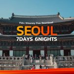 FREE Download The Ultimate 7-day Seoul Itinerary Guide! 免费下载终极7天首尔行程指南!
