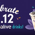 FREE Tealive Drinks worth RM6.50 Giveaway! 请你喝Tealive奶茶!