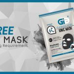 FREE Ionic Mask Giveaway! 免费负离子备长碳面膜,寄到家!